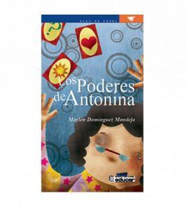 Los poderes de Antonina +...