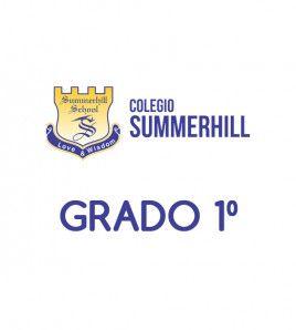 P. Summerhill school Grado 1º