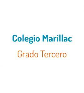 P. Colegio Marillac Grado 3°