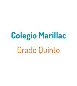 P. Colegio Marillac Grado 5°