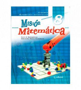 Misión matemática 8