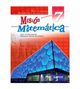 Misión matemática 7