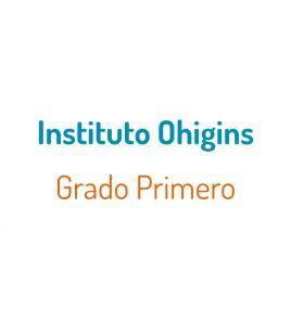P. Instituto Ohigins Grado 1°
