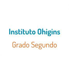 P. Instituto Ohigins Grado 2°