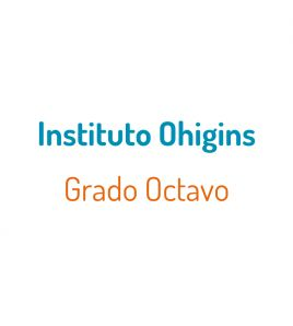 P. Instituto Ohigins Grado 8°