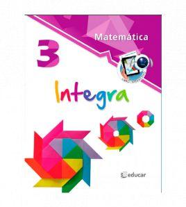 Matemática integra 3 libro...