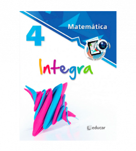 Matemática integra 4 libro...