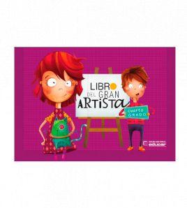 Libro del gran artista 4