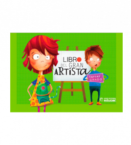Libro del gran artista 3
