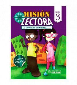 Misión lectora 3 nueva edición