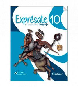 Exprésate Lenguaje 10