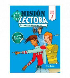 Misión lectora 7 nueva edición