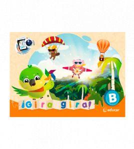 Gira gira B libro interactivo