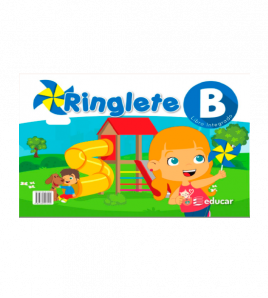 Ringlete B + 2 cartillas