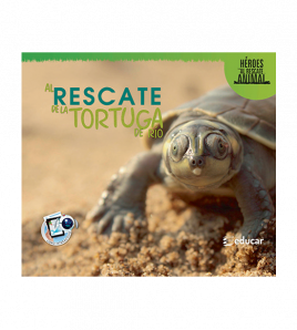 Al rescate de la tortuga de...