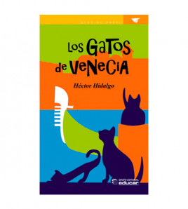 Los gatos de Venecia + Guía...