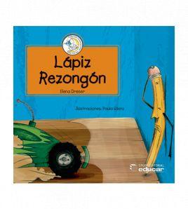 Lápiz Rezongón + Guía Lectura
