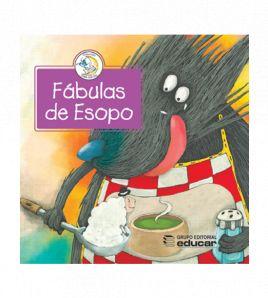 Fábulas de Esopo + Guía...