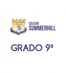 P. Summerhill School Grado 9º