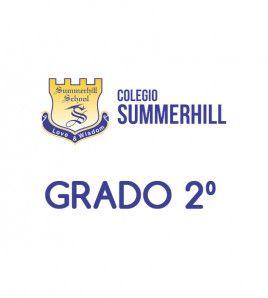 P. Summerhill school Grado 2º