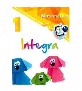 Matemática integra 1 libro...