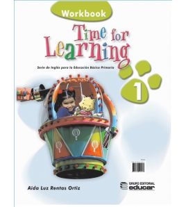 Time For Learning + workbook 1