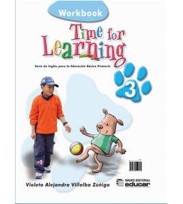 Time For Learning + workbook 3