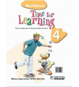 Time For Learning + workbook 4