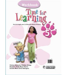 Time For Learning + workbook 5