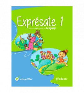 Exprésate Lenguaje 1