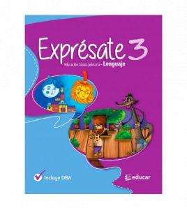 Exprésate Lenguaje 3