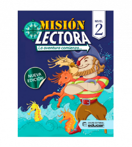 Misión lectora 2 nueva edición