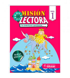 Misión lectora 1 nueva edición
