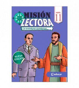 Misión lectora 11