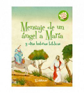 Mensaje de un ángel a María