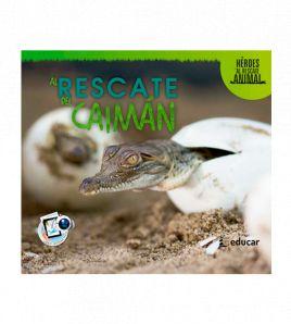 Al rescate del caimán