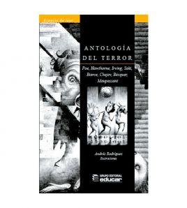 Antología del terror + Guía...