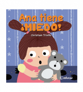 Ana tiene ¡miedo! + Guía...