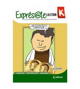 Exprésate lector K