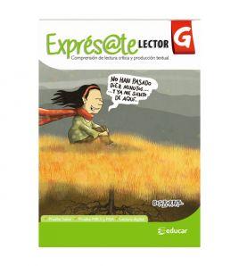 Exprésate lector G